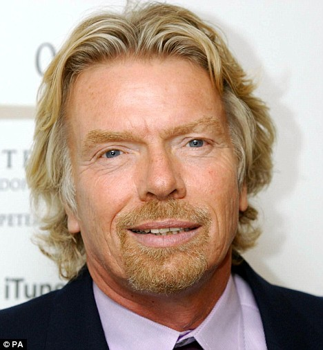 Sir Richard Branson: You Would Never Guess These 15 Celebrities Who Never